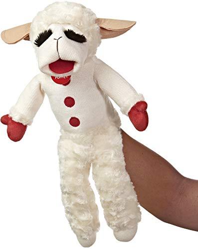 Aurora Lamb Chop Puppet 17