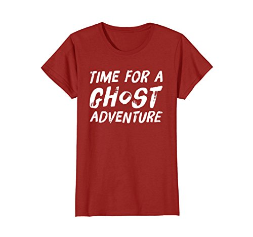 Womens Ghost Adventures Shirt | Time for Ghost Adventure Shirt XL (Female Ghost)