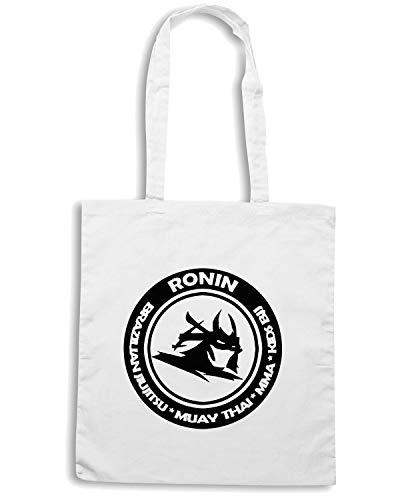 Speed Shirt Borsa Shopper Bianca TAM0185 MMA MIXED MARTIAL ARTS