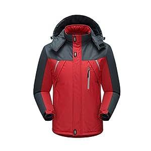 Amazon.com: YaXuan Men's Jackets Men Winter Outwear Coat