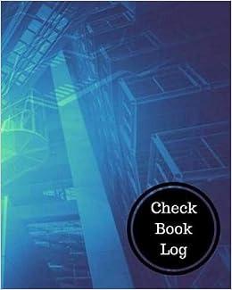 check book log check register insignia accounts 9781538052686