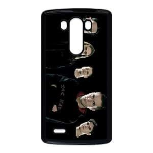 LG G3 Cell Phone Case Covers Black Heaven Shall Burn E5904609