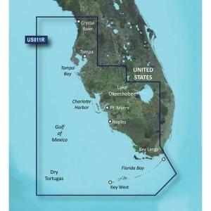 The Amazing Quality Garmin VUS011R - Southwest Florida - microSD/SD Card by Unknown