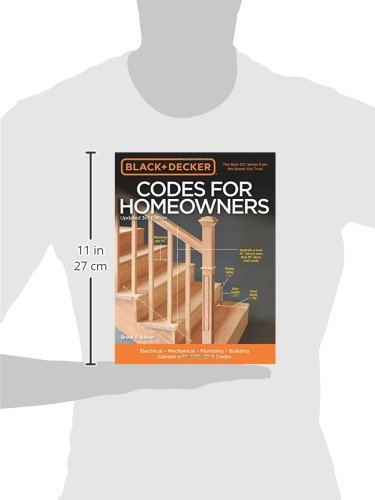 Black Decker Codes For Homeowners Updated 3rd Edition Electrical