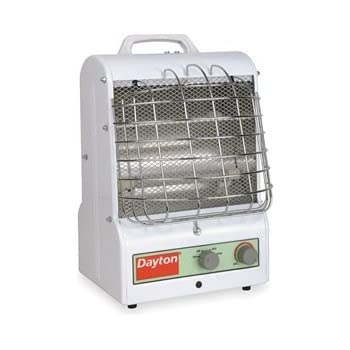Dayton 3vu31 Heater Space 120v Amazon Com Industrial