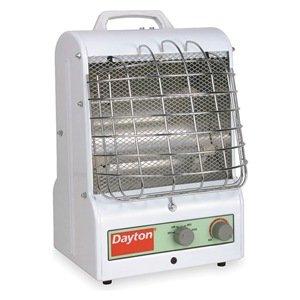 - Dayton 3VU31 Heater, Space, 120v