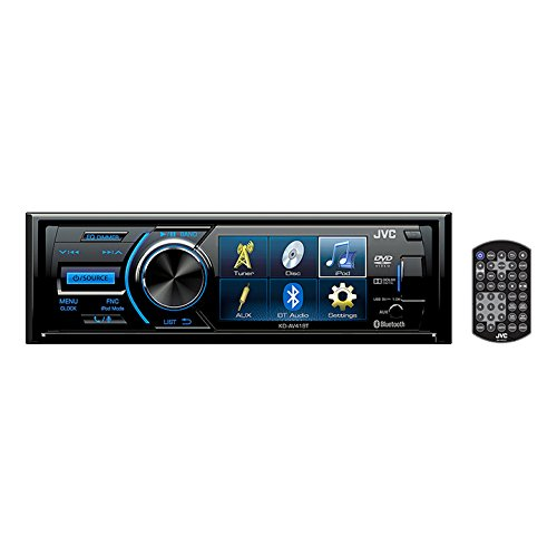 jvc dvd player for car - 1