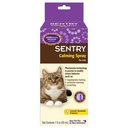 SENTRY-GOOD-behavior-Calming-Spray-for-Cats-1-oz