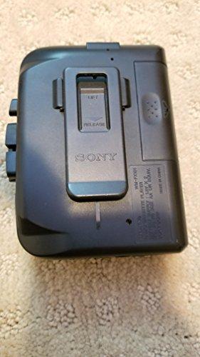 Sony Corp. Sony Anti-Rolling Mechanism Sony Walkman FM/AM AVLS WM-FX101 Radio Cassette Tape Player Model# WM-FX101 by Sony (Image #3)