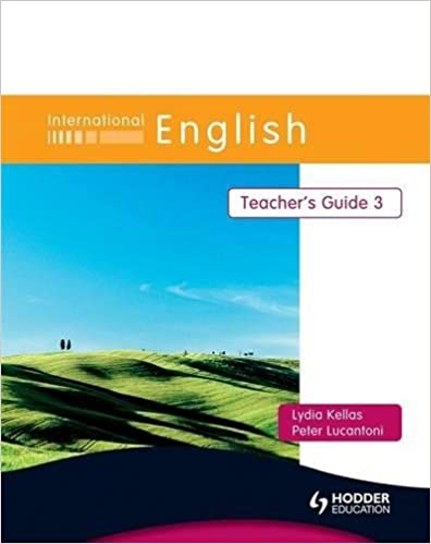 International English Teacher's Guide 3