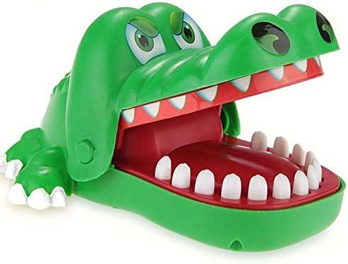 [해외]Crocodile Teeth Toys Game for Kids Crocodile Biting Finger Dentist Games Funny Toys Ages 4 and Up / Crocodile Teeth Toys Game for Kids, Crocodile Biting Finger Dentist Games Funny Toys, Ages 4 and Up