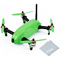 Align MR25P 5.8GHz 250 Quadcopter Full Carbon Fiber Frame FPV Racing Quadcopter RTF with Camera & Transmitter (Green)