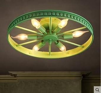 Shop 6 Luz de techo Lámparas de techo circulares de LED ...