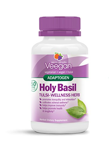Holy Basil – Tulsi – Wellness Herb – Adaptogen Capsules Review