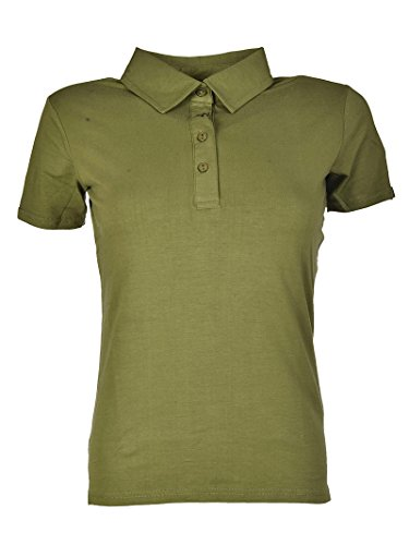 Save The Vert Polo Femme Duck Dr141wjery601064 Coton rrIxfw