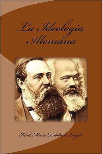 La Ideologia Alemana (Spanish Edition)