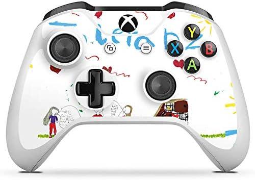 Microsoft Xbox One S protector de pantalla Pegatinas Skin de vinilo adhesivo decorativo infantil Dibujo fina: Amazon.es: Electrónica