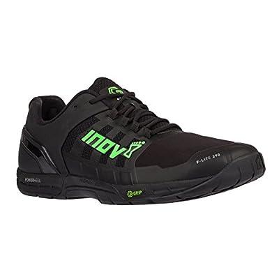 Inov-8 Men's F-Lite G 290 Running Shoe - Black/Green - 000783-BKGR-S-01 | Trail Running