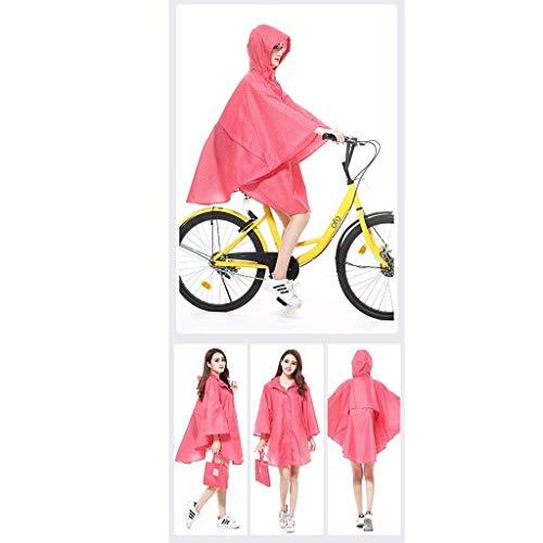 Uomini F Leggero Donne Raincoat Ciclismo E Cape Giovane Moda Sciolto Traspirante Poncho Impermeabile Turismo Abbigliamento 70q60E