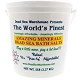 Dead Sea Warehouse - Amazing Minerals Dead Sea Bath Salts