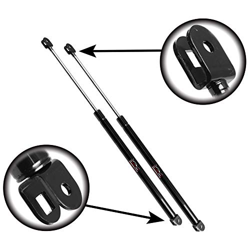 Qty (2) Fits Toyota 4Runner 1996 To 2002 Liftgate Lift Supports (Added Lifting Force Over The version)