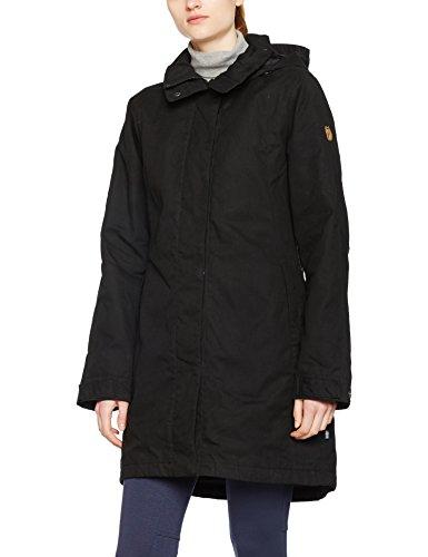 Fjällräven Una black black (Size: XL) duvet jacket by Fjallraven