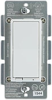 GE Z-Wave Plus 3-Way Wireless Indoor Light Switch