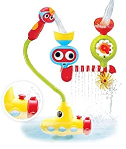 Yookidoo Submarine Spray Station Battery Operated Water Pump with Hand Shower Bath Toy by Yookidoo that we recomend personally.