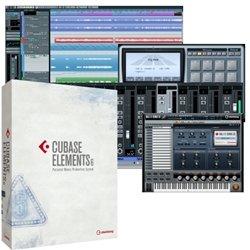 (Steinberg Cubase 6 Elements (Mac and Windows))