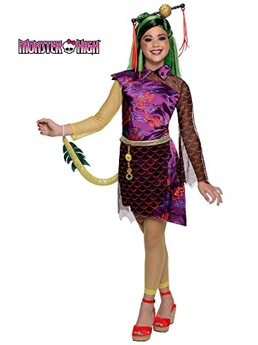 Long Jinafire Costumes (Monster High Jinafire Long Costume,)