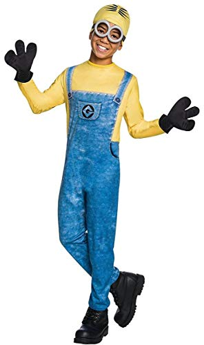 Rubie's Costume Despicable Me 3 Child's Dave Minion Costume, Multicolor, Large]()