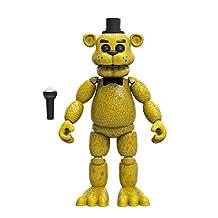 Fnaf - Gold Freddy