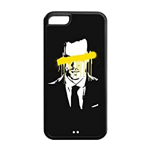 Mystic Zone Sherlock Holmes iphone 5/5s iphone 5/5s Back Cover Case for phone iphone 5/5s iphone 5/5s -(Black and White) -MZipad iphone 5/5s00357