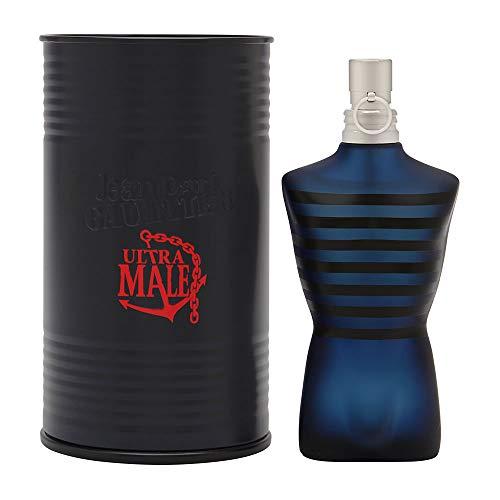 Jean Paul Gaultier Ultra Male for Men Intense Spray, Eau de Toilette, 2.5 ()