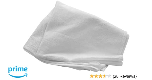 "Berg Bag Flour Sack Towels 32/""x36/"" Bulk-white"