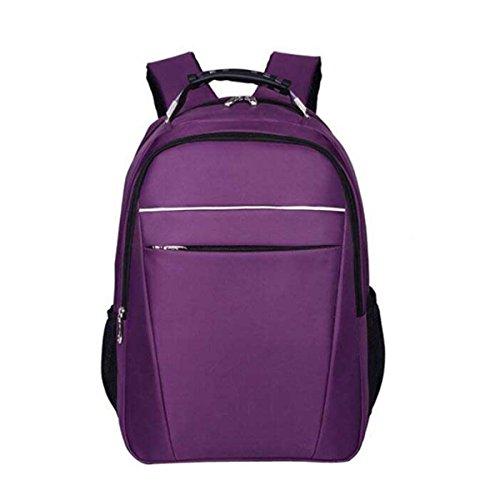 Computer Da Purple Scuola Borse Multifunzionali Donne Borse Uomini A Tracolla Borse Per Borse E aHHwqv