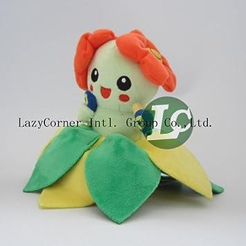 Amazon.com: Retail 20 cm bellossom felpa juguetes Pokemon ...