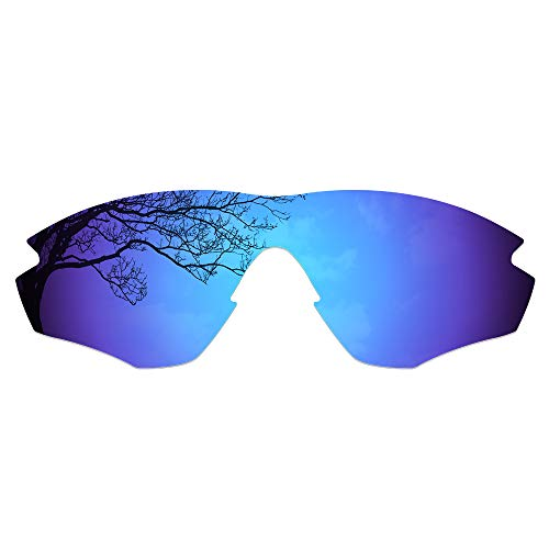 Dynamix Polarized Replacement Lenses for Oakley M2 Sunglasses - Multiple Options (Deep Blue, Polarized ()