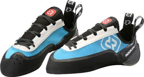 ROCK PILLARS STRIKE QC - Zapatillas de Escalada Unisex azul