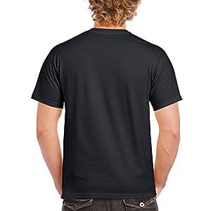 Gildan Men's Ultra Cotton Tee, Black, X-Large