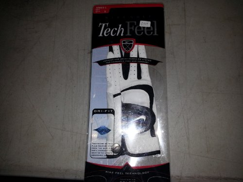 Tech Feel Glove - Junior's Left Small by NIKE