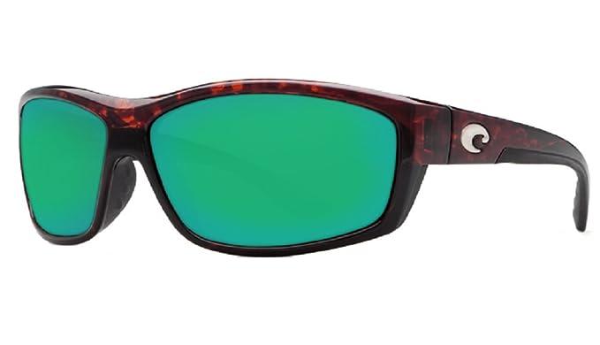 bf4ce5b773e51 Costa Del Mar Saltbreak 580G Tortoise Green Mirror Polarized Sunglasses