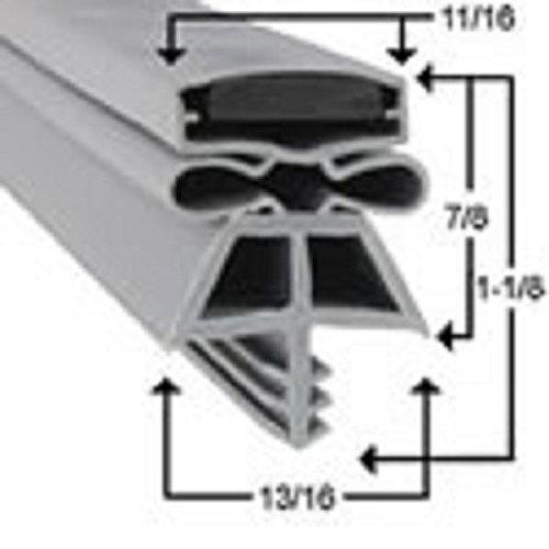 Kolpak Magnetic Door Gasket for Model 569n by Food Service Gaskets