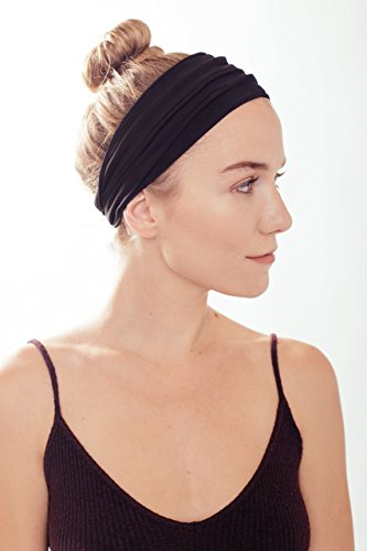 ELAN-Headband-for-Women-Material-Sweat-Wicking-Best-Looking-Head-Band-for-Fashion-Yoga-and-Exercise-Love-It-Guaranteed