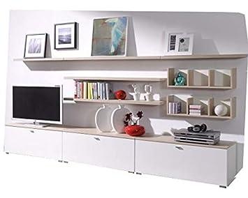 Moderne Wohnwand Wohnzimmerschrank Wohnzimmer Mobel Skandinavische