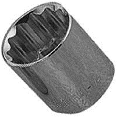 OKSLO TinkerTools MT6525893 0.5 in. 6 Point Drive Standard Socket, 1.25 in. from OKSLO
