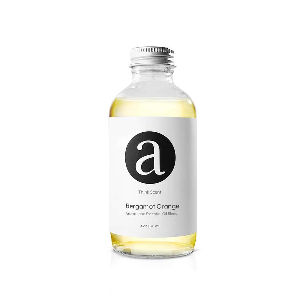 Bergamot Orange for Aroma Oil Scent Diffusers - 120 milliliter