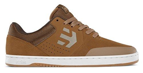 Etnies Marana Skate Shoe Brown UXYEBJlzxz