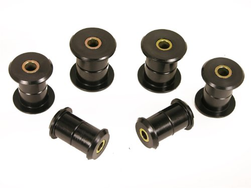 - Prothane 7-1055-BL Black Rear Spring Eye and Shackle Bushing Kit