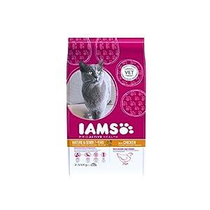 IAMS IAMS ProActive Health Mature & Senior Rich in Chicken 2,55 kg, Comida para gatos